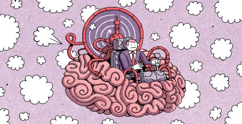 illustration by Wren McDonald for the NewYorker