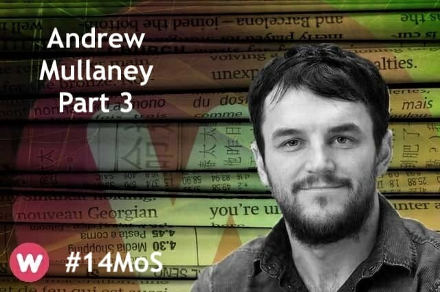 Stephen Cummins talks with Andrew Mullaney on 14 Minutes of SaaS - part 3