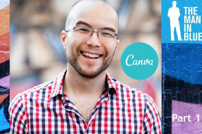 Cameron Adams CPO & CoFounder Canva