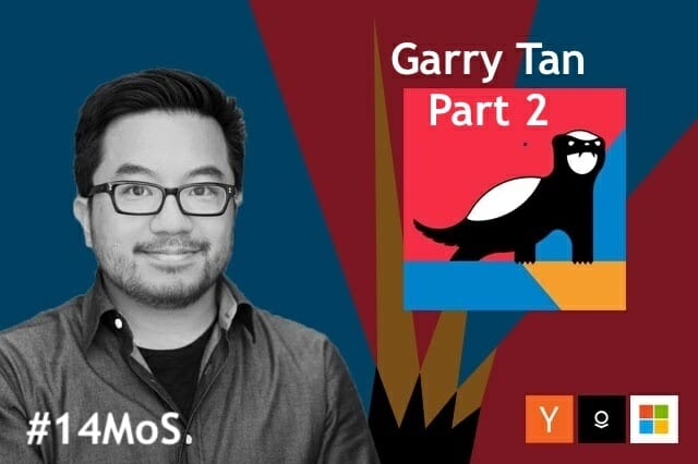 Garry Tan, Managing Partner and Co-Founder of Initialized, talks with Stephen Cummins on the 14 Minutes of SaaS podcast - part 2 of 2