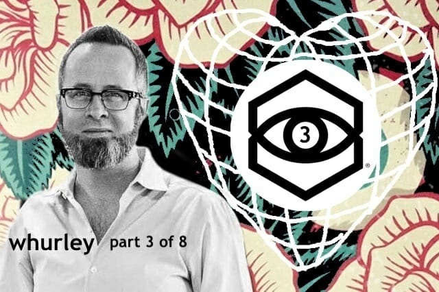 Baby Steps into a Quantum Leap - part 3 of 8 - Whurley interview with Stephen Cummins in the 14 Minutes of SaaS podcast