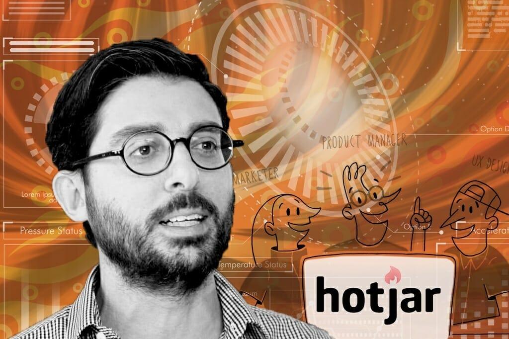 David Darmanin Hotjar
