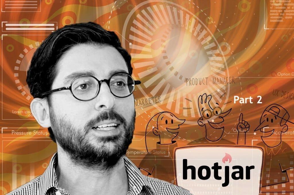 David Darmanin Hotjar part 2