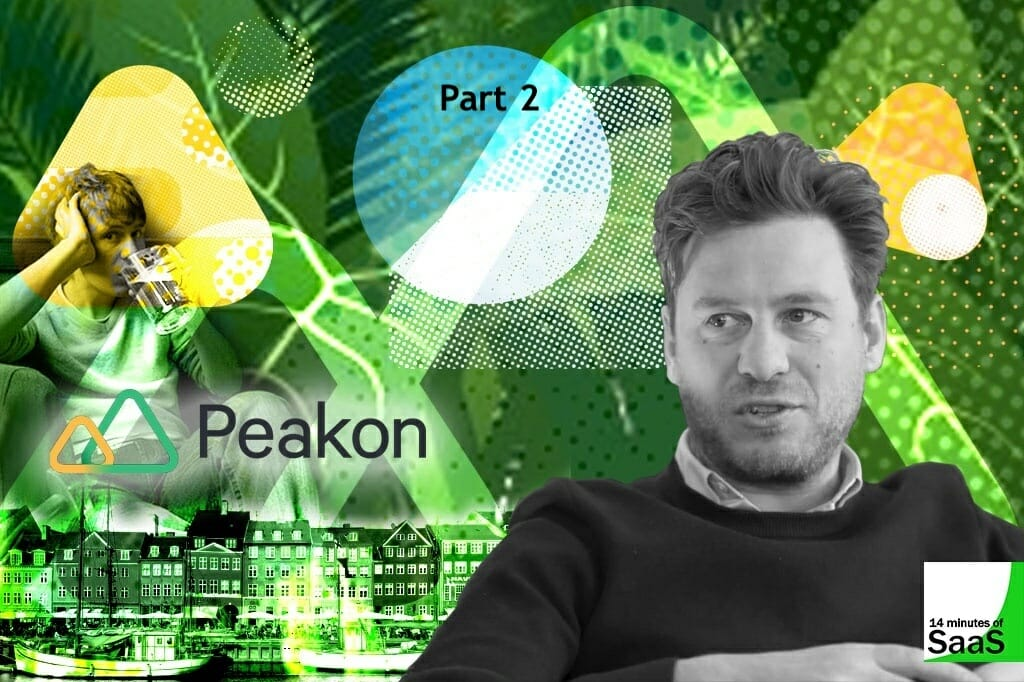 Part 2 and concluding episode of Phil Chambers, CEO & Co-founder of employee engagement software leader Peakon chats with Stephen Cummins. We go much deeper into the value that Peakon actually introduces into the world – and how things like contextual learning targets can improve management teams more effectively and how comparatively high Peakon numbers can be used to attract employees to your company